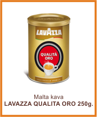 malta_kava_lavazza_qualita_oro_250g