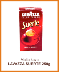 malta_kava_lavazza_suerte_250g